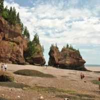 DSC_3904-1 Hopewell Rocks July 2011