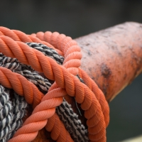 A_Colour_rope_and_cleat